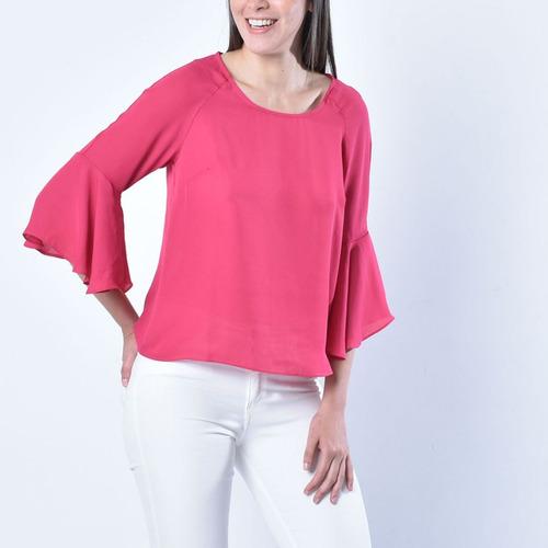 moda - blusa 880909147  basement  talla s para muj s959