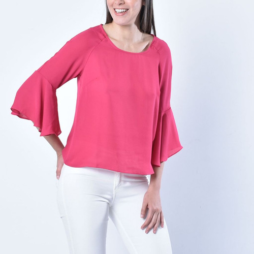 moda - blusa 880909147  basement  talla s para mujer color f
