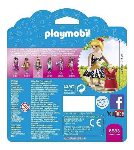 moda campo playmobil fashion girls 6883 vavi toys