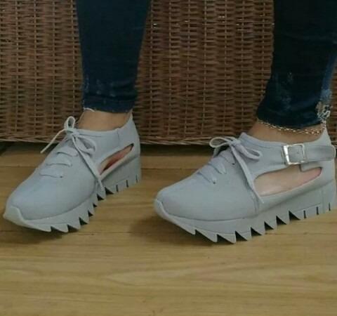 moda colección 2017 calzado colombiano suela tiburon