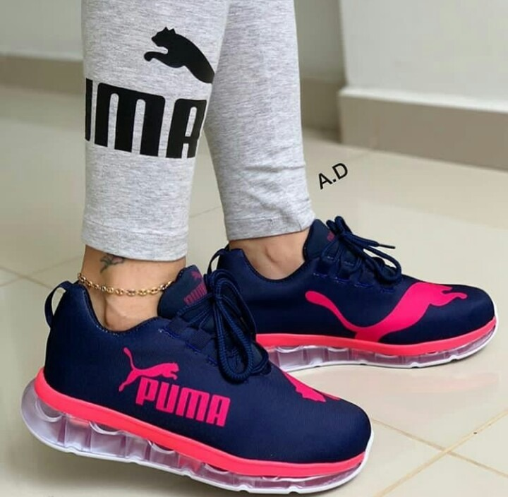 Moda Coleccion 2019 Zapatos Deportivos Dama. - Bs. 28.000 ...