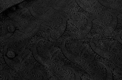 Moda Di Raza- Traje De Vestir Paisley Tuxedo Para Hombre ... f84e21419371