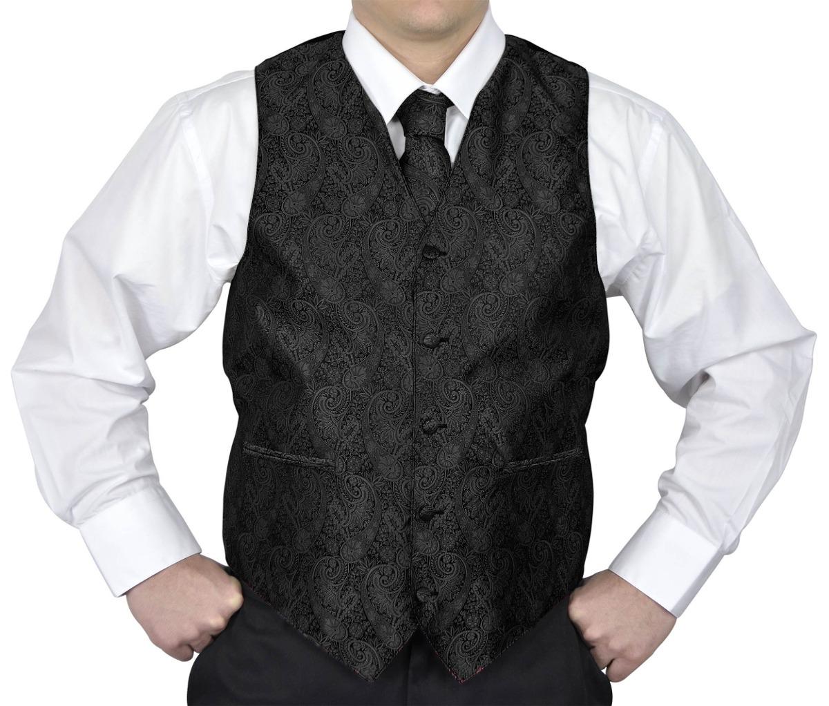 moda di raza- traje de vestir paisley tuxedo para hombre. Cargando zoom. 9f212188bf94