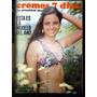 Revista Cromos Antigua,año1972- 1 Tomo- 8 Ejemplares