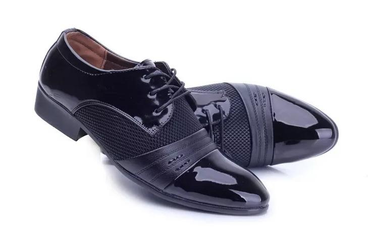 52ae178c Moda Europea / Zapato Para Hombre Moda Europea 2018 - S/ 179,00 en ...