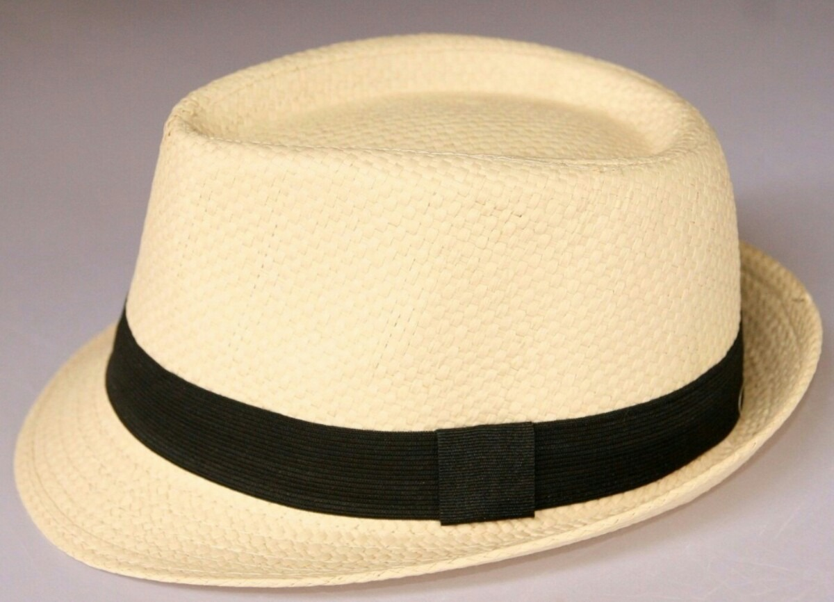 Chapéu Panamá Moda Casual Feminino Masculino Atacado 14  - R  19 8f31eceb099
