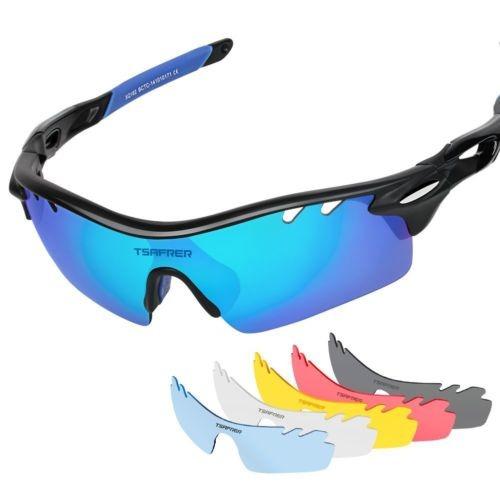 5ef0b043e1 Moda Gafas De Sol Con Lentes... (black-blue) - $ 110.990 en Mercado ...