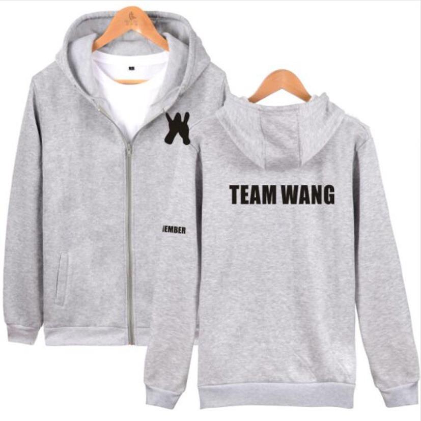 355166427f8f5 moda hip hop marca ropa k-pop kpop got7 jackson equipo wang. Cargando zoom.