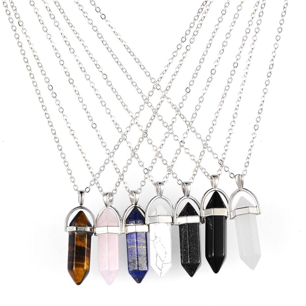 Collar De Corazón Colgante de moda exquisito Precioso Color Plata//Oro Bolsa De Terciopelo