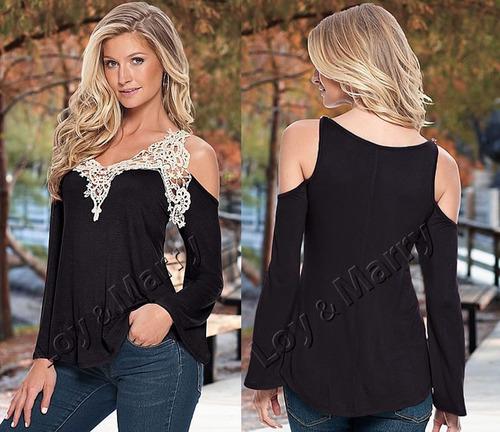 moda plus size blusa peplum c/ renda guipir roupas gordinha