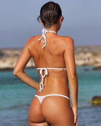 14ae6071dbcd biquini maio cavado transparente fio dental moda praia. Carregando zoom... biquini  moda praia · moda praia biquini