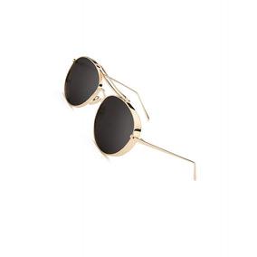 59a40bb2b Moda Vintage Marca Projeto Espelho Óculos De Sol Reflexo Len