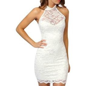 2b49a80d956 Vestido Coctel Sexy Mujer Elegante - Ropa y Accesorios en Mercado ...