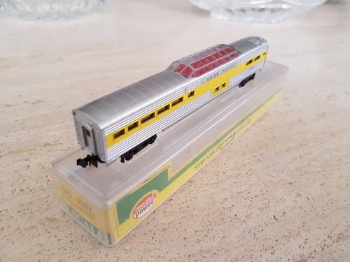 model escala vagón