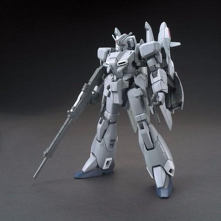model kit hguc 1/144 zeta plus ver.unicorn pronta entrega!