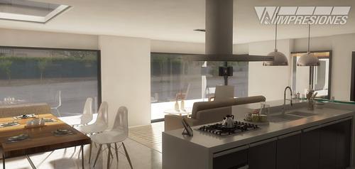 modelado 3d y renders , diseño interior  , arquitectura ,