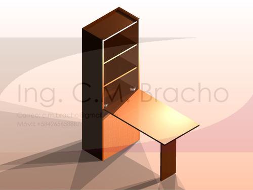 modelado cad 3d, industrial o arquitectónico