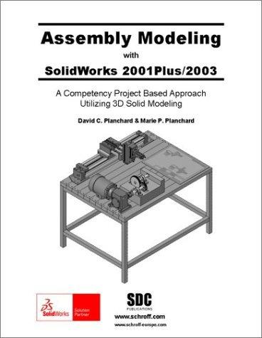 modelado de ensamblaje con solidworks 2001plus /2003