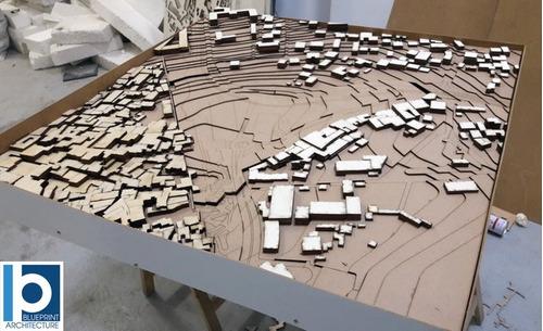 modelado de figuras 3d maquetas dioramas