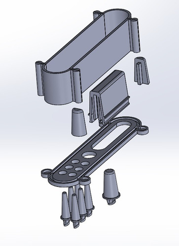 modelado e impresión 3d. repuestos, personajes, objetos, etc