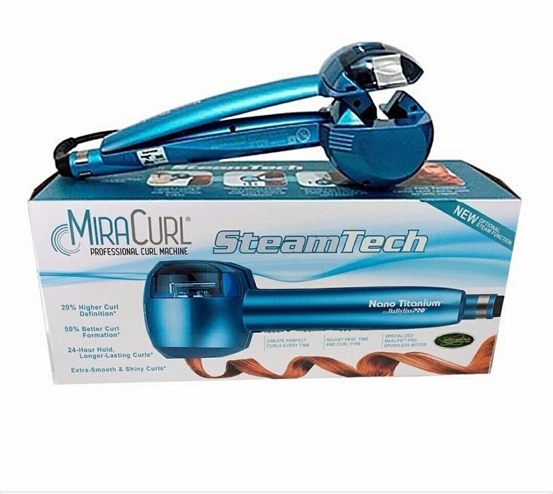 617a1e97d Modelador Cacheador Miracurl Babyliss Pro Nano Titanium 127v - R$ 1.187,05  em Mercado Livre