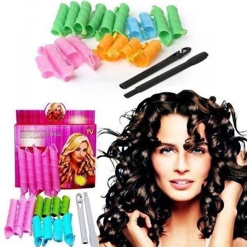 modelador cachos bobs magico rolinhos cacheador para cabelo