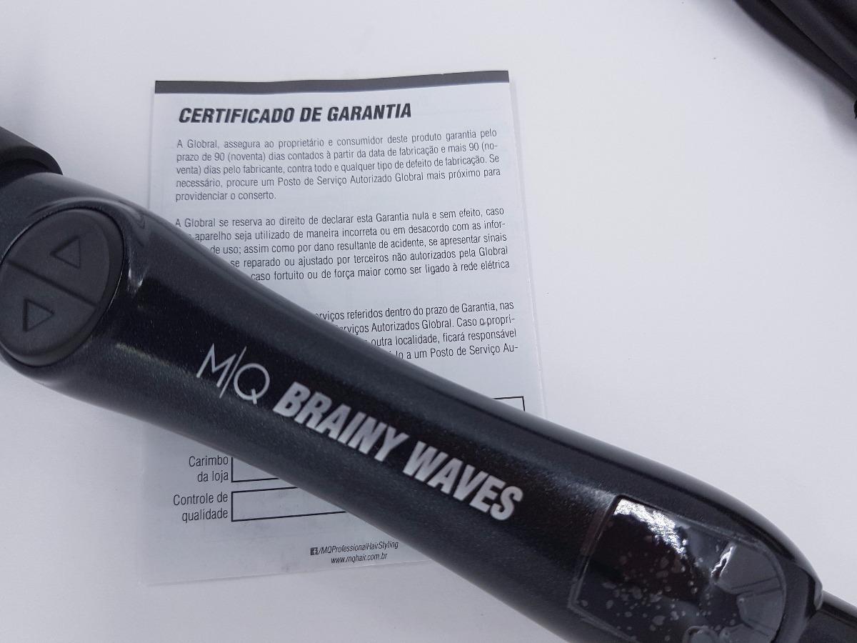 d5ac7c59b Modelador De Cachos Automático Brainy Waves Mq Hair ® - R$ 299,90 em ...