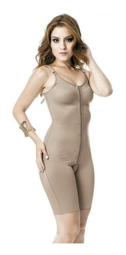modelador yoga pós-cirúrgico - macaquinho yoga - 3019