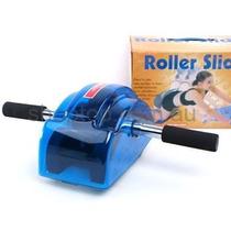 Roller Slider Para Abdominales De Acero