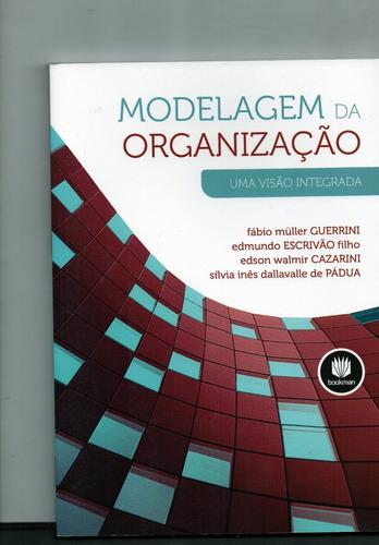 modelagem da organização uma visão integrada fabio muller gu