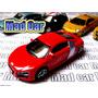 Mc Mad Car Audi R8 Bburago Auto Escala 1/43
