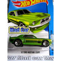 Mc Mad Car 67 Ford Mustang Coupe Hot Wheels Auto 1:64 2014