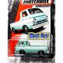 Mc Mad Car Dodge A100 Pickup Matchbox Auto 1:64 Mbx
