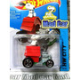 Mc Mad Car Snoopy Car Hot Wheels Auto Coleccion 1/64