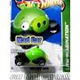 Mc Mad Car Angry Birds 2012 Minion Pig Hot Wheels Auto 1:64