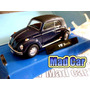 Mc Mad Car Vw Volkswagen Beetle Auto Clasico 1/43 Cararama