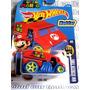 Mc Mad Car Hot Wheels 2016 Mario Kart Cool One Auto Hw