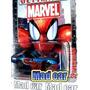 Mc Mad Car Spiderman Hombre Araña Chevy Auto Marvel 1:64