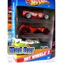 Mc Mad Car Pack 3 Auto Hot Wheels Subaru Ford Hw 1/64