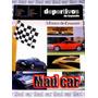 Mc Mad Car Album Deportivos De Leyenda Stickers Completo
