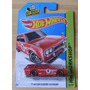 Hot Wheels , 71 Datsun Bluebird 510 Wagon, Rojo