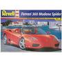 Carro En Kit, Ferrari 360 Modena Spider. Revell Americano.!
