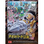 One Piece Chopper Robo No.4 Chopper Drill Maqueta Armable Ba