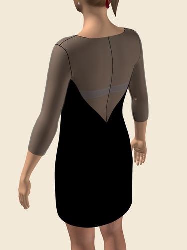modelista moldes de ropa tizada digital, digitalización