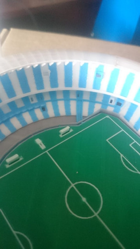 modelo 3d estadio de racing (material ecológico)