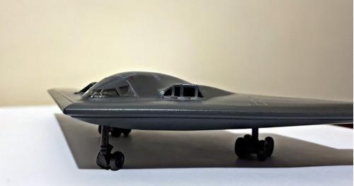 modelo bombardeiro invisível b-2a spirit