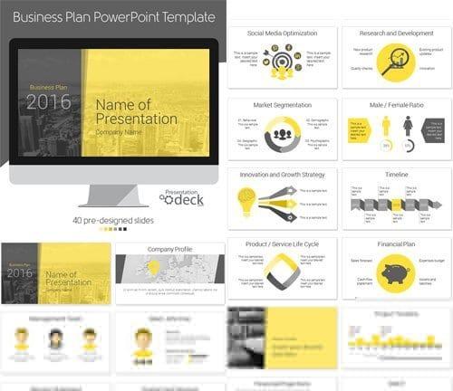 17617c4aaf6a3 Modelo De Apresentação Em Powerpoint Para Empresas E Negócio - R  18 ...