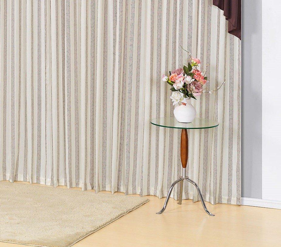 Modelo De Cortina Lorenza Para Sala Quarto Casa Apto 15332 - R ...