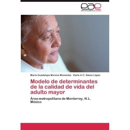 modelo de determinantes de la calidad de vida d envío gratis