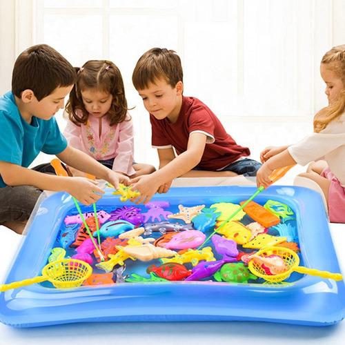 modelo de pesca magnética de juguete